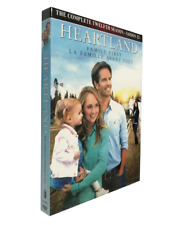 Heartland Season 12 (DVD, 4-Disc Set ,2019) Region 1, New, Free Fast Shipping.