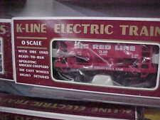 K-LINE,,,,,,# K90006,,,,1994 KCC CLUB ----BIG RED LINE ORE CAR