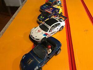 1/32 slot cars scalextric,ninco,fly,scx,NSR, carerra
