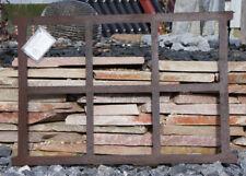 Stallfenster Antik Fenster Gussfenster Gartenmauer Eisenfenster Remise Scheune