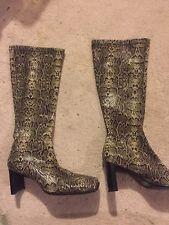Karida Boots Made in Brazil Size 8