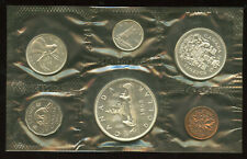 1962 Canada Uncirculated Silver Proof-Like PL Set