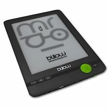 "Billow E03fl eBook Reader 6"" E-ink 4GB luz gris"