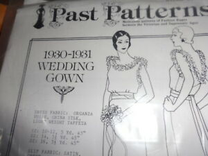HISTORICALLY ACCURATE DRESS  PATTERNS, 3 DESIGNS, RE-ENACTMENT, WEDDING, THEATRE