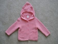 Gap Baby Girl Hooded Sweater, Size -18-24 Months.