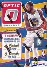 2016/17 Donruss Optic Basketball EXCLUSIVE Sealed Blaster Box-Ben Simmons RC Yr