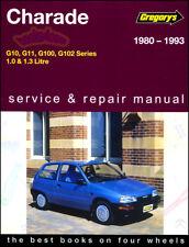 DAIHATSU CHARADE SHOP MANUAL SERVICE REPAIR BOOK HAYNES CHILTON 80-93