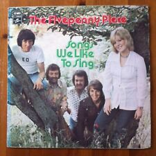 New listing The Fivepenny Piece, Songs We Like To Sing - Folk Vinyl LP Record (SCX 6554)