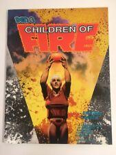 Den 3 Children of Fire Trade Paperback TPB SC Corben art Fantagor NEW / Mint
