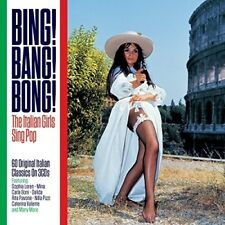 Various Artists - Bing! Bang! Bong!: Italian Girls Sing Pop / Various [New CD] U