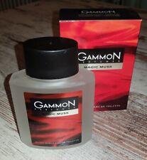 Gammon Magic Musk After Shave Eau De Toilette 100ml Neu Rot