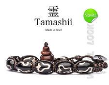 BRACCIALE ORIGINALE TIBETANO TAMASHII BKRA SHI (Simbolismo) AMORE