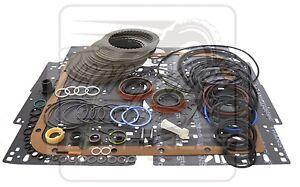 Fits GM 700R4 4L60 Transmission Overhaul Rebuild Kit 1987-93