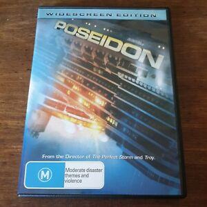 Poseidon DVD R4 Like New! FREE POST
