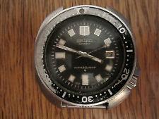 Vintage Seiko 6105-8110 150m Dive Watch Original for Restoration/Parts