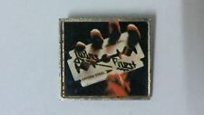 Judas Priest British Steel logo metal rock Vintage music badge badges