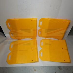 Set Flat Spot Protectors Tire Saver Car Storage Ramps Chevy Corvette Camaro