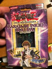 Yu-Gi-Oh 1st Edition KAIBA EVOLUTION Starter Deck Box Factory Sealed SPANISH