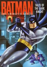 BATMAN - THE ANIMATED SERIES - TALES OF THE DARK KNIGHT (KEEPCASE) (DVD)