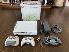 Xbox 360 Pro 20Gb Hdmi White Microsoft Console Video Game System Complete in Box