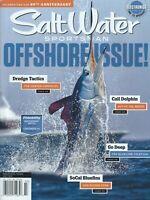 Salt Water Sportsman Magazine - July 2019