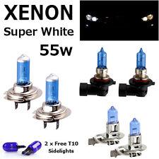 H7 H3 HB3 55w WHITE XENON UPGRADE HID FULL FRONT Headlight Bulbs FULL/DIPPED/FOG