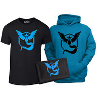 Kids Team Mystic Triple Pack - gamer go anime t shirt hoodie wallet cool gaming