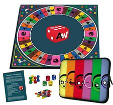 Alleswisser - Das Brettspiel, interaktives Quiz-, Wissens- und Familienspiel mit