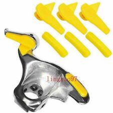 Tire Changer Machine Parts 30mm Steel Mount Demount Duck Head 3 Protective Pads