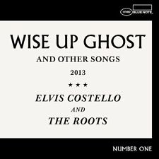 ELVIS COSTELLO & THE ROOTS - WISE UP GHOST: CD ALBUM (September 16th 2013)