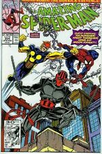 Amazing Spiderman # 354 (Mark Bagley) (Estados Unidos, 1991)