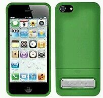 Seidio Apple iPhone 5 ACTIVE Cover Case with Kickstand Sage Green