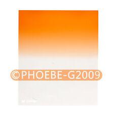 TianYa Gradual Orange Colour Filter for Cokin P series