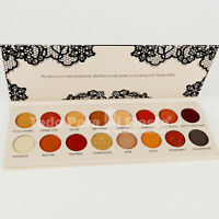 Italia Deluxe Sinful Eyes Beauty Palette Eyeshadow Blush Eye Shadow