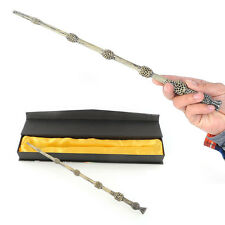 Harry Potter Hogwarts Albus Dumbledore Wizard Magic Wand The Elder Wand with Box