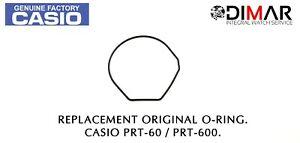 Casio Gasket / Back Seal Rubber, o-Ring, For PRT-60/PRT-600