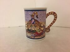 Party Time - Comical Cats - Porcelain Coffee Mug Cup - Gary Patterson - Danbury