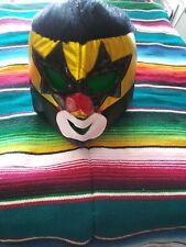 Super Muñeco MEXICAN WRESTLING MASK LUCHA LIBRE LUCHADOR