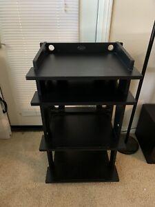 Crosley Turntable Stand Rack Vinyl Record Player LP Storage Cabinet
