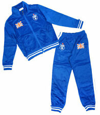 Vêtements de sport bleu 4 ans pour garçon de 2 à 16 ans
