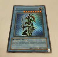 Yugioh Black Luster Soldier Ultra Rare 1st Edition NM CONDITION  SYE-024
