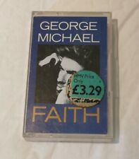 George Michael - FAITH Casette Single 1987