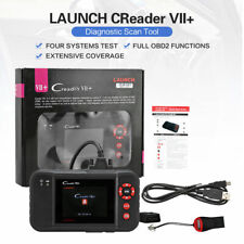 Car OBD2 Scanner Launch Auto OBD Code Reader Diagnostic Scan Tool ENG AT ABS SRS