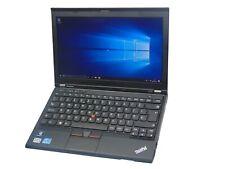 Light Lenovo Laptop i5 2.6GHz Dual Core 4GB 120GB SDD Webcam Windows 10