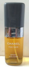 CHANEL For Men Cologne Splash 3.2 Fl Oz ORIGINAL Formula VINTAGE NY
