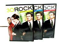 30 Rock: Season 1 (DVD, 2006/7, 3-Disc Set) Tina Fey, Alec Baldwin, Tracy Morgan
