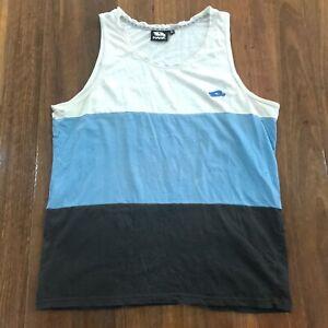 Tony Hawk Multicoloured Sleeveless Singlet Tank T-Shirt Size S