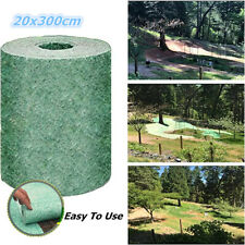 Biodegradable Grass Seed Mat Quick Fix Roll For Lawn/Dog Patches/Shade  20x300cm