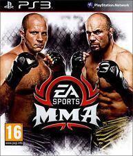 EA Sports MMA: MIXED Arti Marziali ~ PS3 (in ottime condizioni)