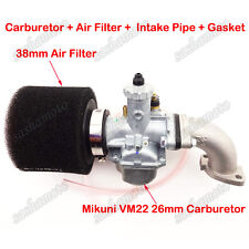 Mikuni VM22 26mm Carburetor Assembly 110 125 140 YX Lifan SSR BSE Dirt Pit Bike
